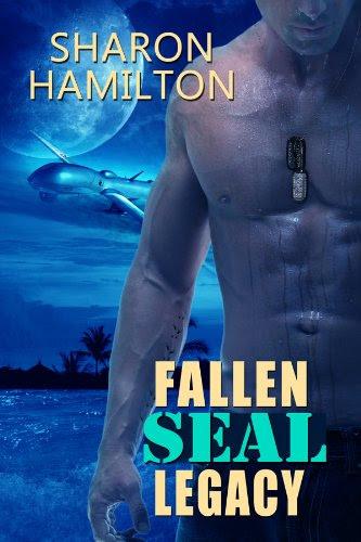 Fallen SEAL Legacy (SEAL Brotherhood #2) by Sharon Hamilton