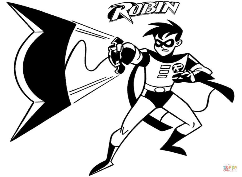 Dibujos De Batman Para Colorear Páginas Para Imprimir Y Colorear