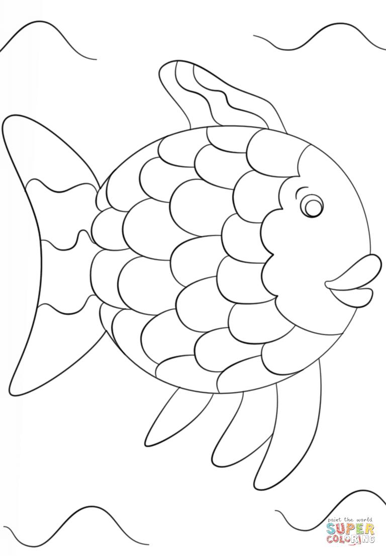 Klick das Bild Regenbogenfisch