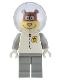 Minifig No: bob012  Name: Sandy Cheeks - Light Bluish Gray Legs