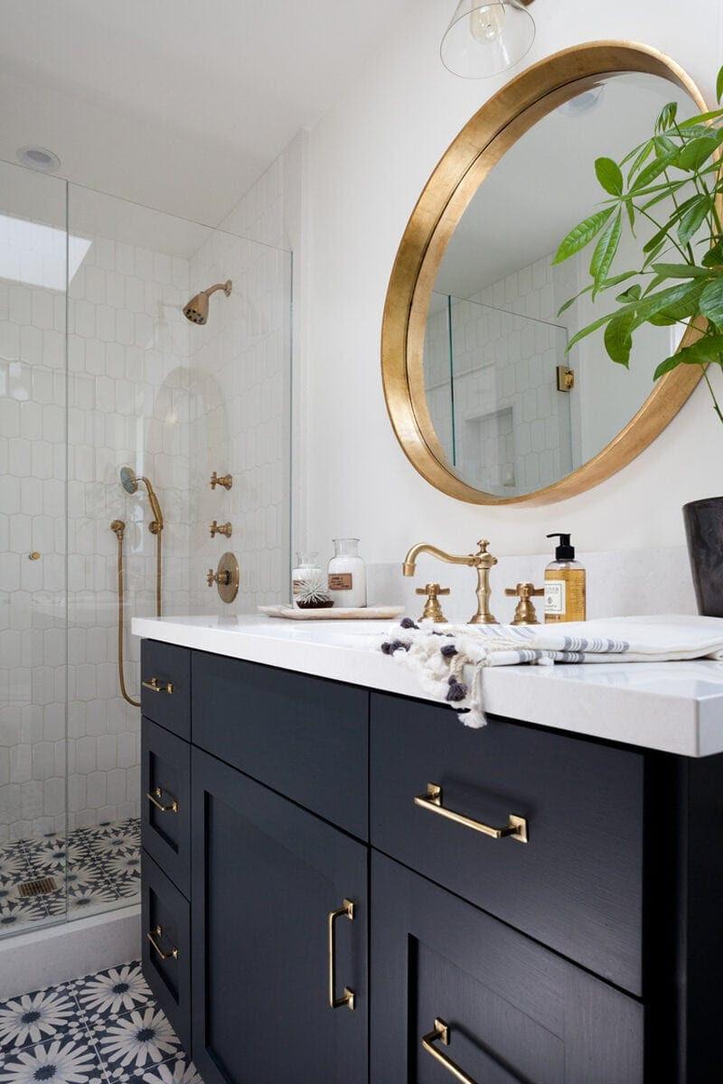 Modern Bathroom Inspiration + a Renovation Update » Lovely ...