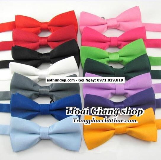 cà vạt nữ công sở