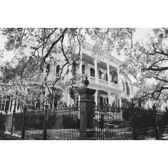 Missing New Orleans.