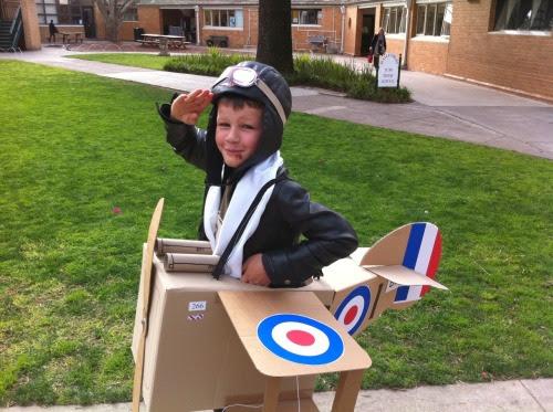 First World War Pilots. In the first world war he flew