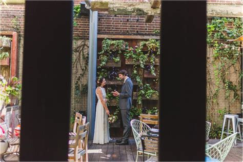 Philadelphia Wedding Venue Spotlight: Talula's Garden and