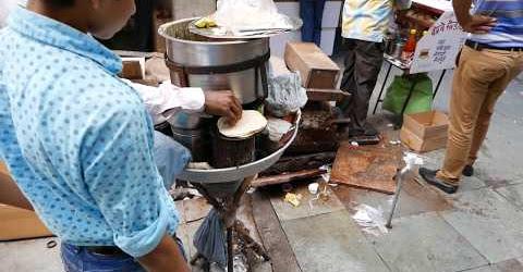 Món ăn đường phố Ấn độ Indian streetfood