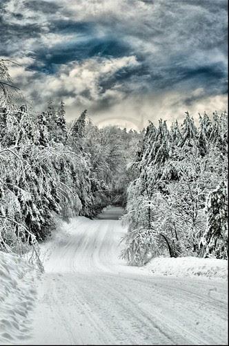 Orillia - Neverending Winter