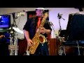 Polnische Band Gorgia 2011 Saxophon Solo Hochzeitsband MOTET GbR