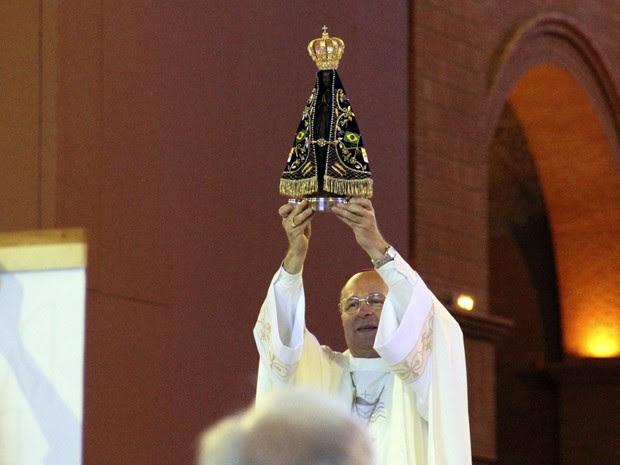 Papa Francisco nomeia Dom Darci Nicioli arcebispo de Diamantina, MG (Foto: Carlos Santos/ G1)