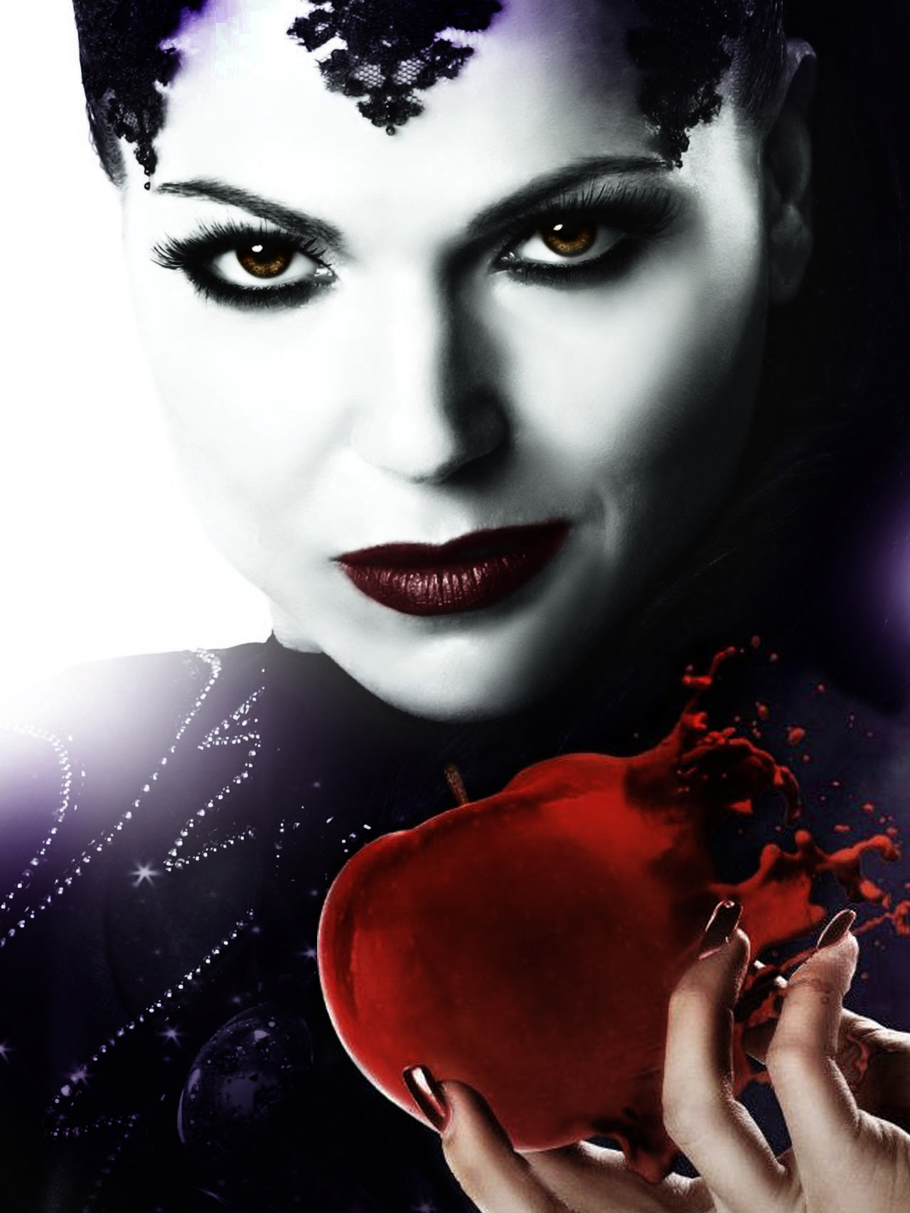 Evil Queen Once Upon A Time The Evil Queenregina Mills
