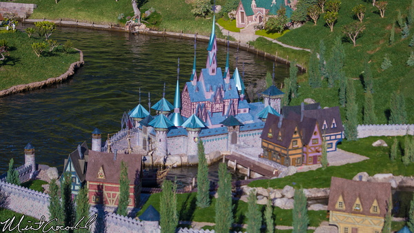 Disneyland Resort, Disneyland, Fantasyland, Casey Jr, Storybook Land, Arendelle, Frozen