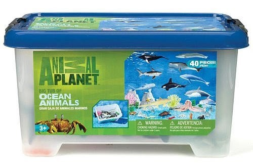 Very Cheap Tub Toys Discount Animal Planet Big Tub Of