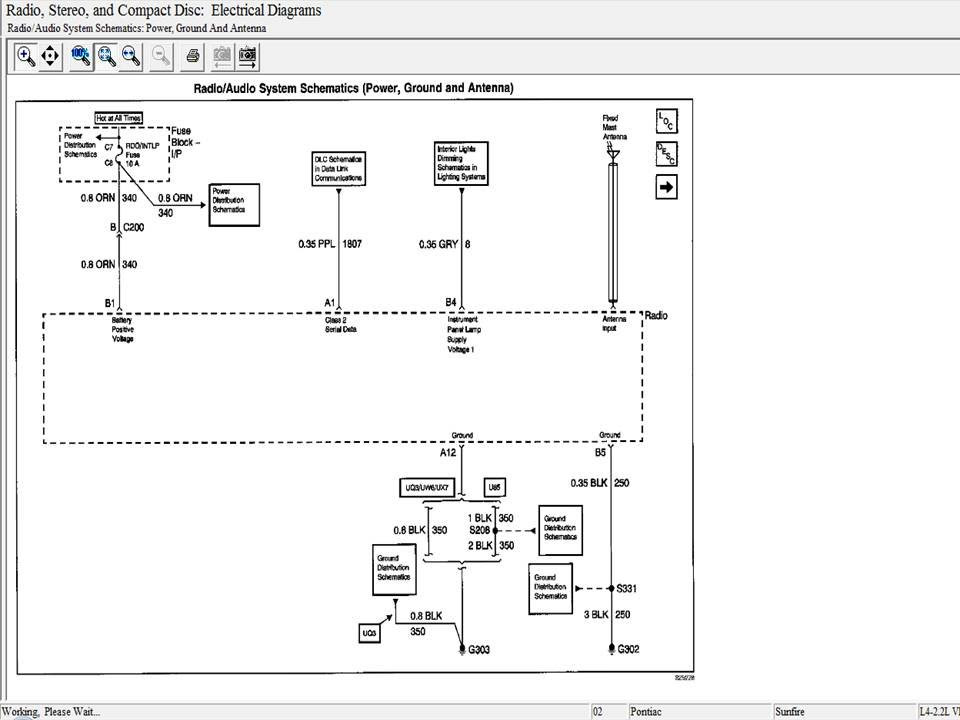 Diagram 2001 Pontiac Sunfire Radio Wiring Diagram Full Version Hd Quality Wiring Diagram Sitexdileo Fattoriagarbole It