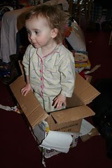 who needs new toys when you have a box?