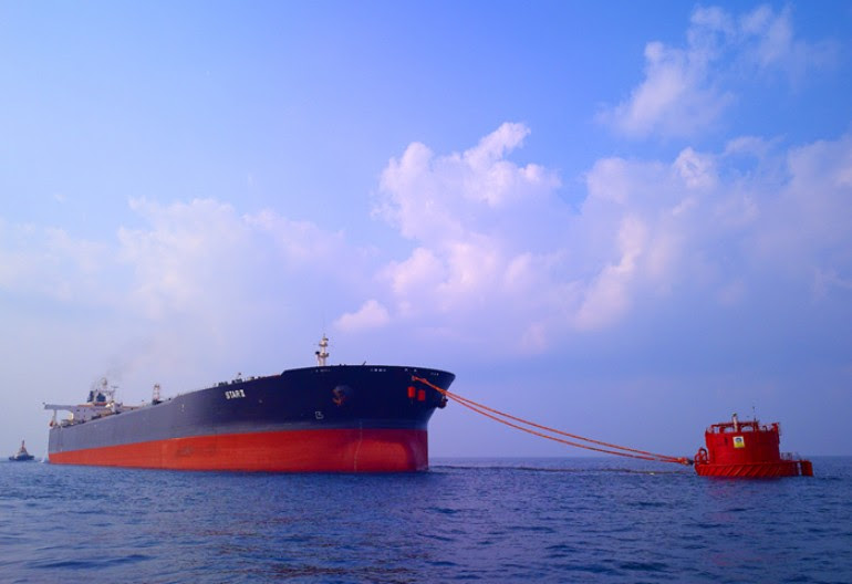 VLCC shortage in West Africa helps firm freight rates