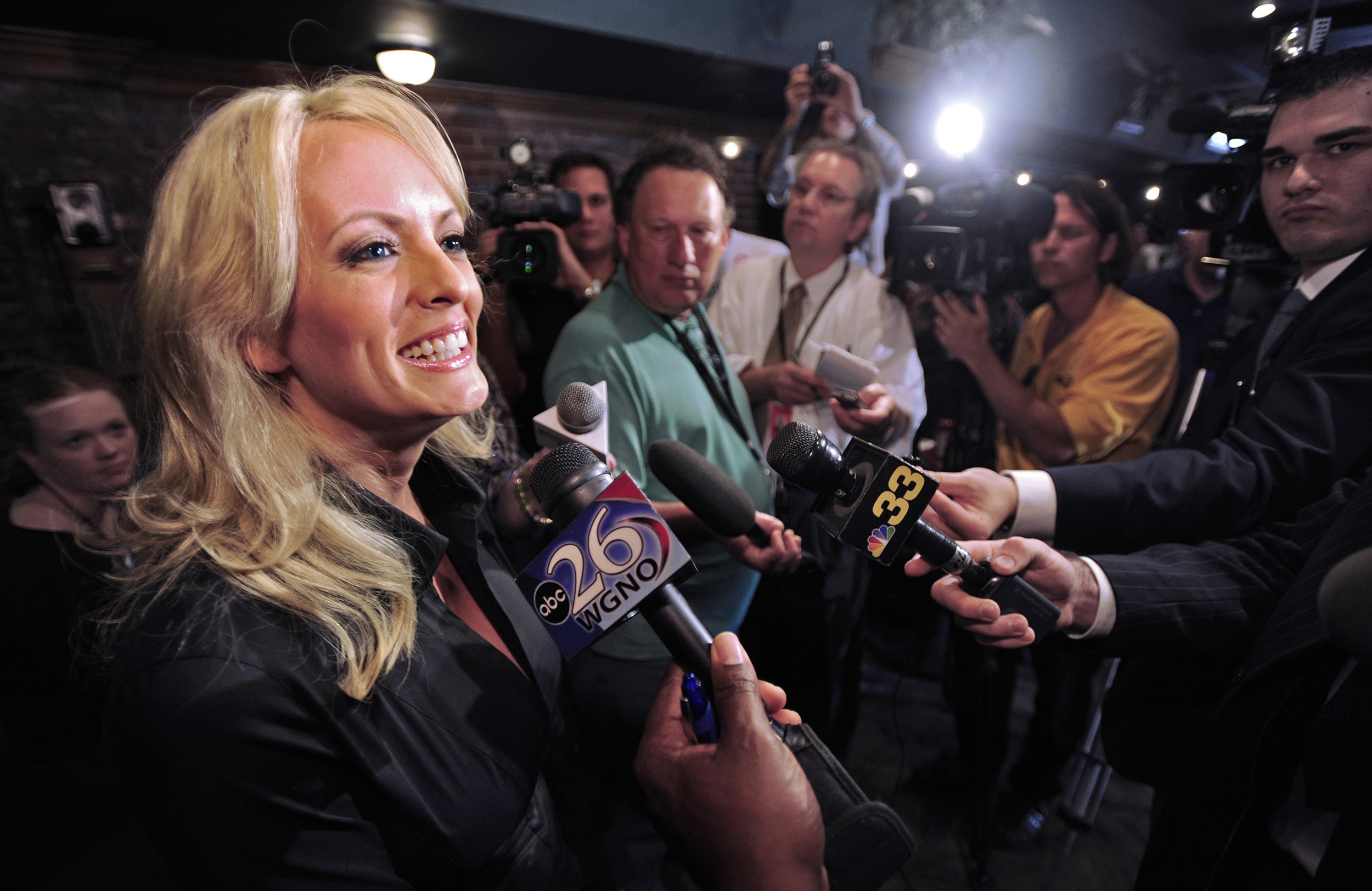 Another Trump lawyer signed Stormy Daniels gag-order docs