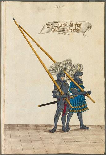 festival book dedicated to Emperor Maximilian I