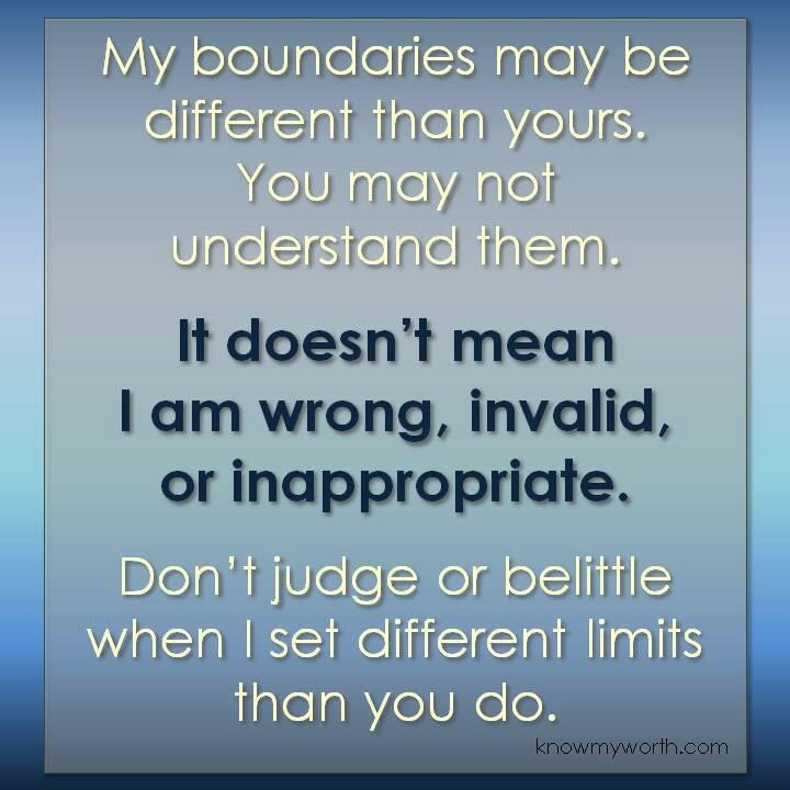 Quotes About Boundary 182 Quotes