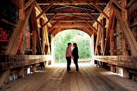 Sarah   Paul   Engaged!   Babb's Bridge Engagement Session