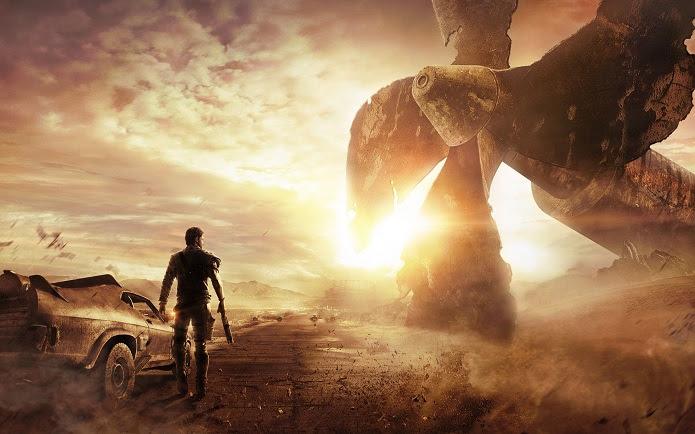 Mad Max marcará o retorno dos games com batalhas entre carros. (Foto: Divulgação)