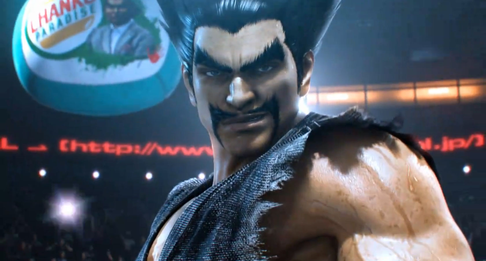 Heihachi In Tekken Tag Tournament 2 Possible Reference To Shang Tsung