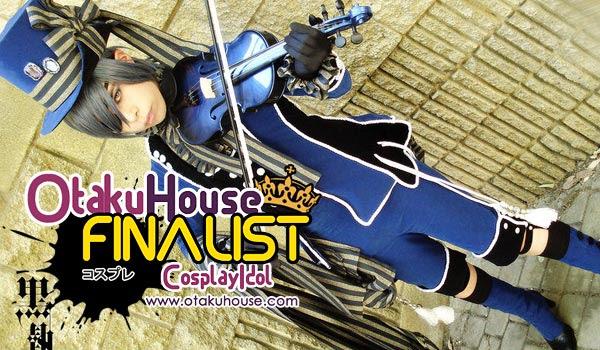 Otaku House Cosplay Contest S. America Finalist- Francisco Borquez