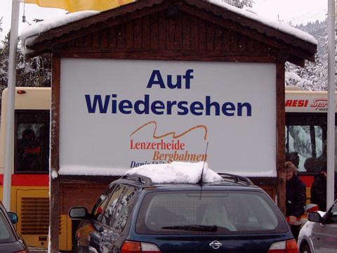 Good Bye Lenzerheide