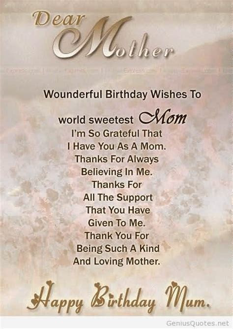 41 Great Mom Birthday Wishes For All The Sons Who Want To