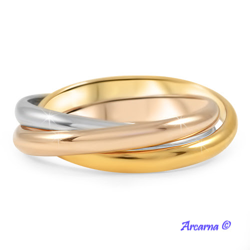 inexpensive wedding rings 3 band russian wedding ring meaning