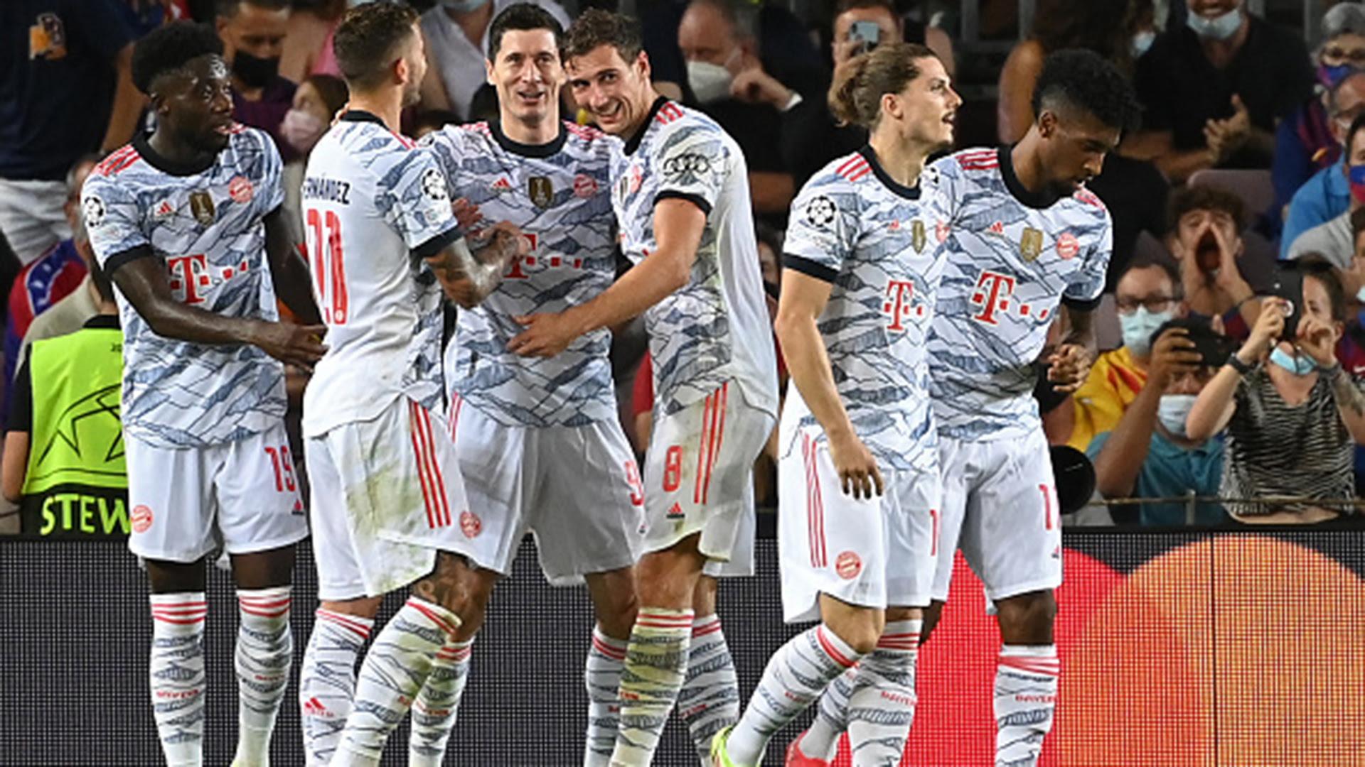 Loss to Bayern exposes Barcelona's new reality