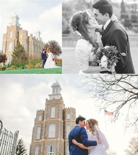 How to Take Pictures at a LDS Temple WeddingKylee Ann
