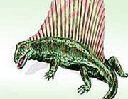 Un pelicosauro