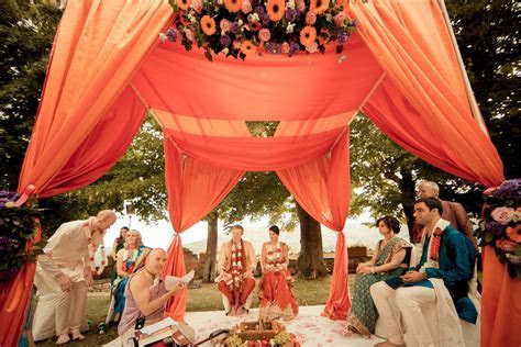 Indian Destination Wedding Day in Tuscany, Italy   The
