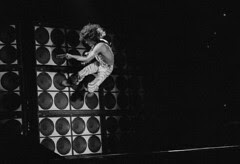 Eddie Van Halen Solo Antics 1982 at Flickr.com