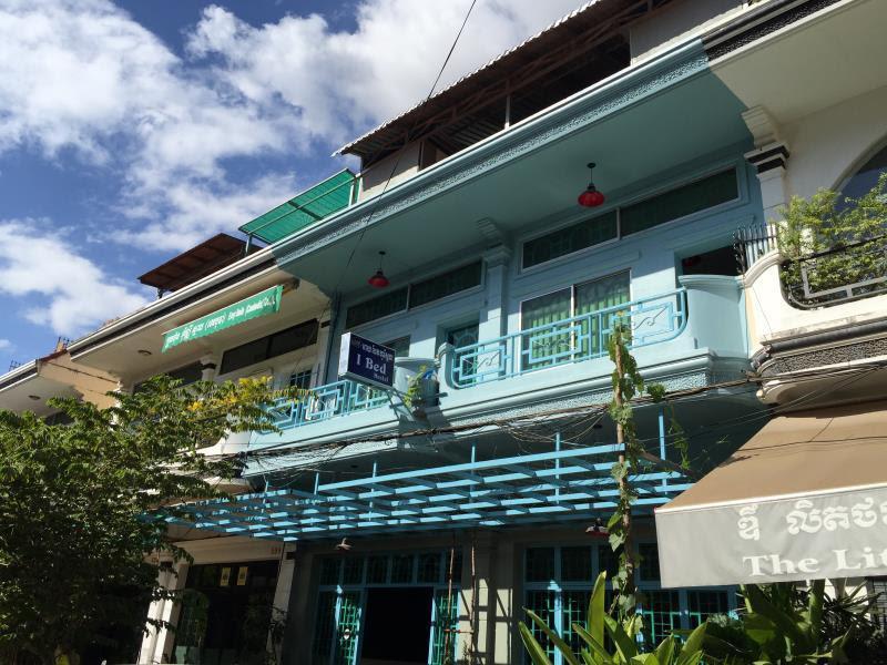 hotel near Siem Reap I Bed Hostel Siem Reap