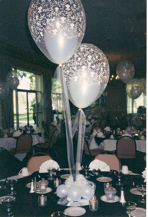 Best 25  Balloon centerpieces wedding ideas on Pinterest