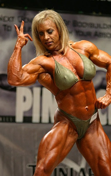 3- Extreme Body Building - Dianne Solomons