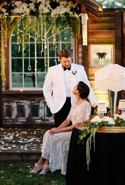 1920?s Southern Charm Styled Wedding {Elle Puckett