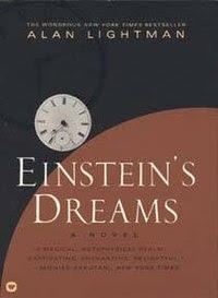 Einstein's Dreams cover