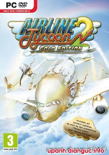 Download Game Airline Tycoon 2 Full crack