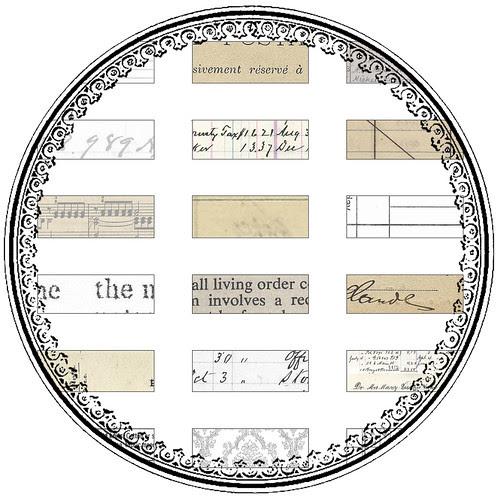 17_SAMPLE_JPEG_random_rectangle_paper_bits_EPHEMERA_12_and_half_inch_SQ_350dpi_melstampz
