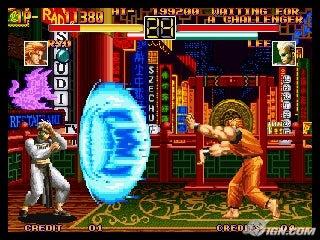 SNK Arcade Classics: Volume 1 Screenshot