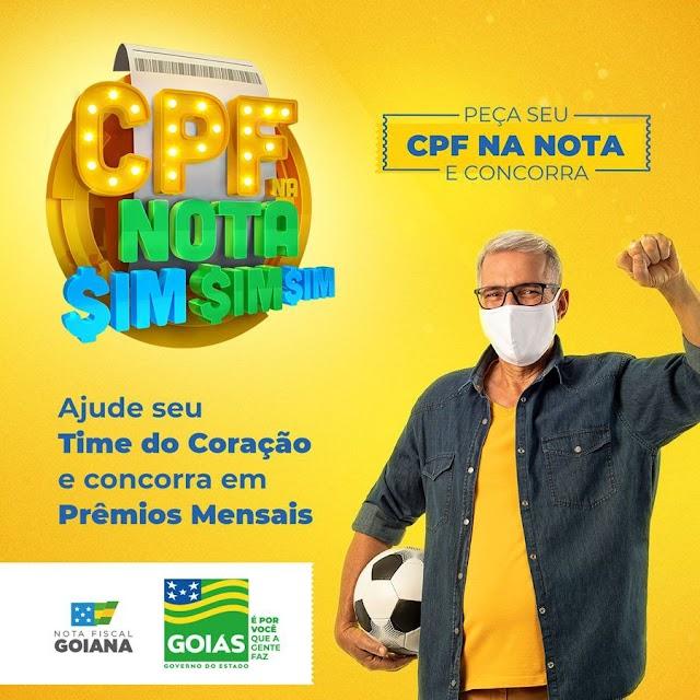 Time Goiano do Coração- Torcedor, ajude seu time a ganhar prêmios