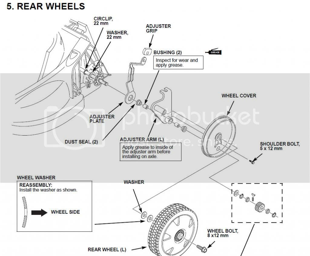 35 Honda Hrr2168vka Parts Diagram