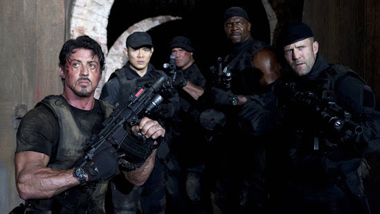 Sylvester Stallone Walks Away From THE EXPENDABLES Franchise