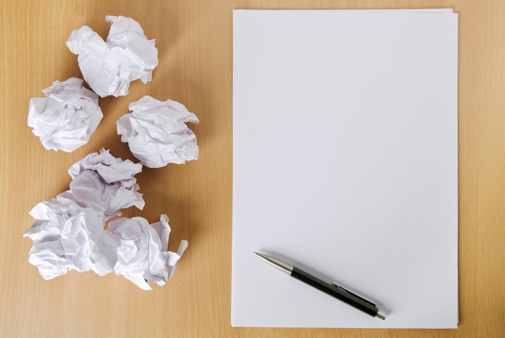 Facing the Blank Page: How to Power Your Way Through the Writing ...