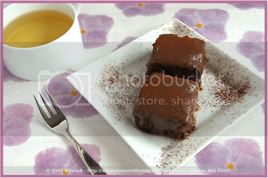 Choc-Mocca Brownies (03) by MeetaA