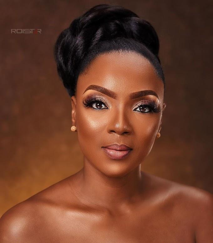 Chioma Chukwuka Stunch her birthday in Styles