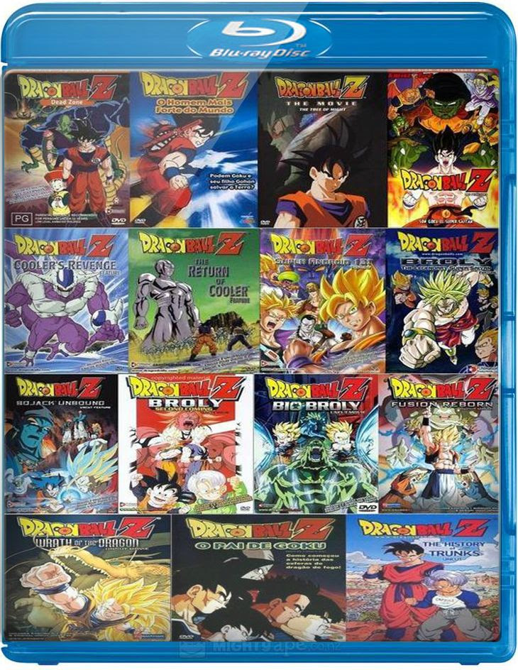 Dragon Ball Z Filmes Torrent