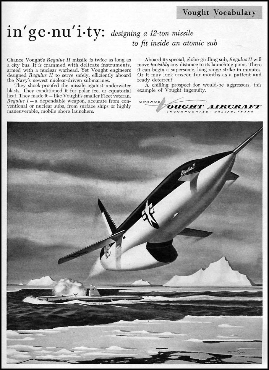 REGULUS II NUCLEAR MISSILE TIME 05/05/1958 p. 77
